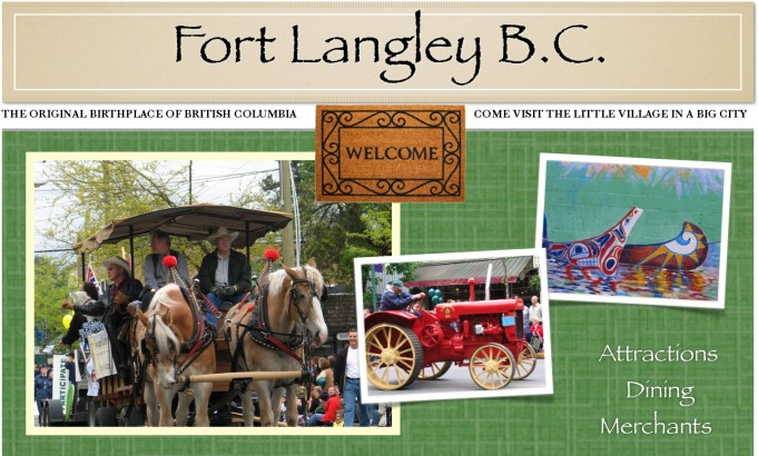 Fort Langley Village | The FORT