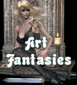 view listing for Art Fantasies Fantasy Women Clipart