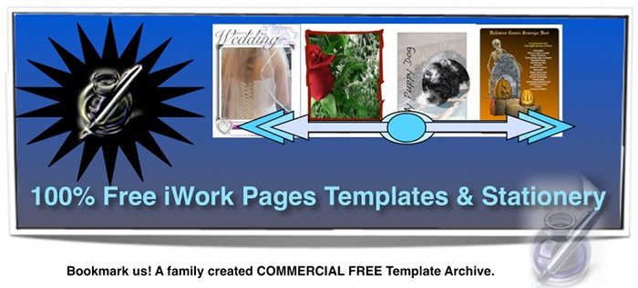 123 Free iWork Templates | Graphic, Clip Art, Game Downloads