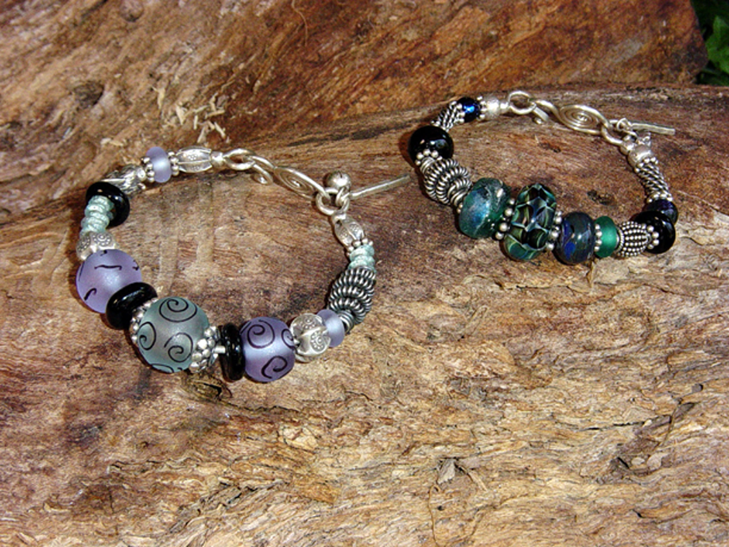 Sterling Silver Wire Jewelry
